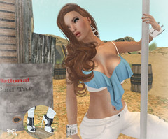 ~118~ Carefree Highway (Fashion Graffiti Blog) Tags: fashion logo monalisa mandala secondlife ikon slink truthhair maxigossamerjewellery 7deadlys{k}ins {zoz} {nantra}poses slackgirl vintagefair2016