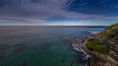 View from Sea cliff Bridge NSW (Tonitherese) Tags: cliff rocks sydney