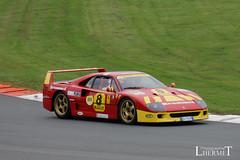 Ferrari F40  - 20160604 (9787) (laurent lhermet) Tags: sport ferrari collection et supercar ferrarif40 levigeant valdevienne sportetcollection circuitduvaldevienne sel55210 sonya6000 sonyilce6000