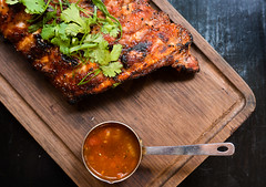 Ribs (wu di 3) Tags: juicy sauce meat gordon ribs ramsay celebritychef gordonramsy breadstreetkitchen