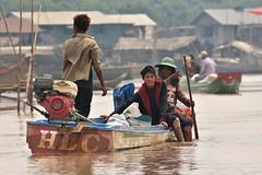 DSC_6742 (Omar Rodriguez Suarez) Tags: boat cambodia mud barro camboya