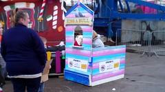 Morecambe trip (Elysia in Wonderland) Tags: trip carnival dog sign stand video screenshot kiss bull bulldog morecambe stills youtube