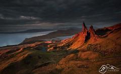 Old Man Of Storr (►►M J Turner Photography ◄◄) Tags: skye scotland isleofskye isle oldmanofstorr thestorr of