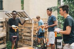 HarlemGrown-30 (United Nations International School) Tags: school students gardening farming volunteer unis composting harlemgrown