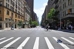 Saturday Afternoon (Trish Mayo) Tags: street emptystreets uppereastside citystreet thebestofday gnneniyisi