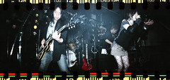 img317 ROCKAFRANKENSTEIN (yoshing_BT) Tags: lomography lomo sprocketrocket wideangle filmcamera filmphoto filmphotography musician livemusicphotography liveconcert nightclub rockband rockmusic