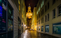 Frauenkirche in Dresden (Andys-eyecatcher) Tags: instagramapp nature art canon europe travel square photography flickr city new geo landscape cityscape detail uww me longtimeexposure night light dresden kiche frauenkirche gasse church
