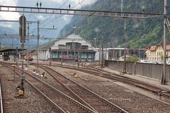 Bahnwerk Erstfeld (daveymills31294) Tags: sbb historic ffs gotthard cff erstfeld bahnwerk