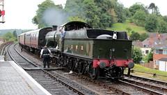 Bewdley Severn Valley Railway_37 (Barrytaxi) Tags: station train transport trains steam severnvalleyrailway bewdley