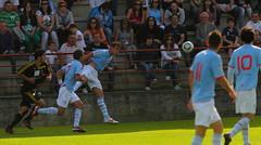 "Celta 1 Montañeros 1 <a style=""margin-left:10px; font-size:0.8em;"" href=""http://www.flickr.com/photos/23459935@N06/6871985464/"" target=""_blank"">@flickr</a>"