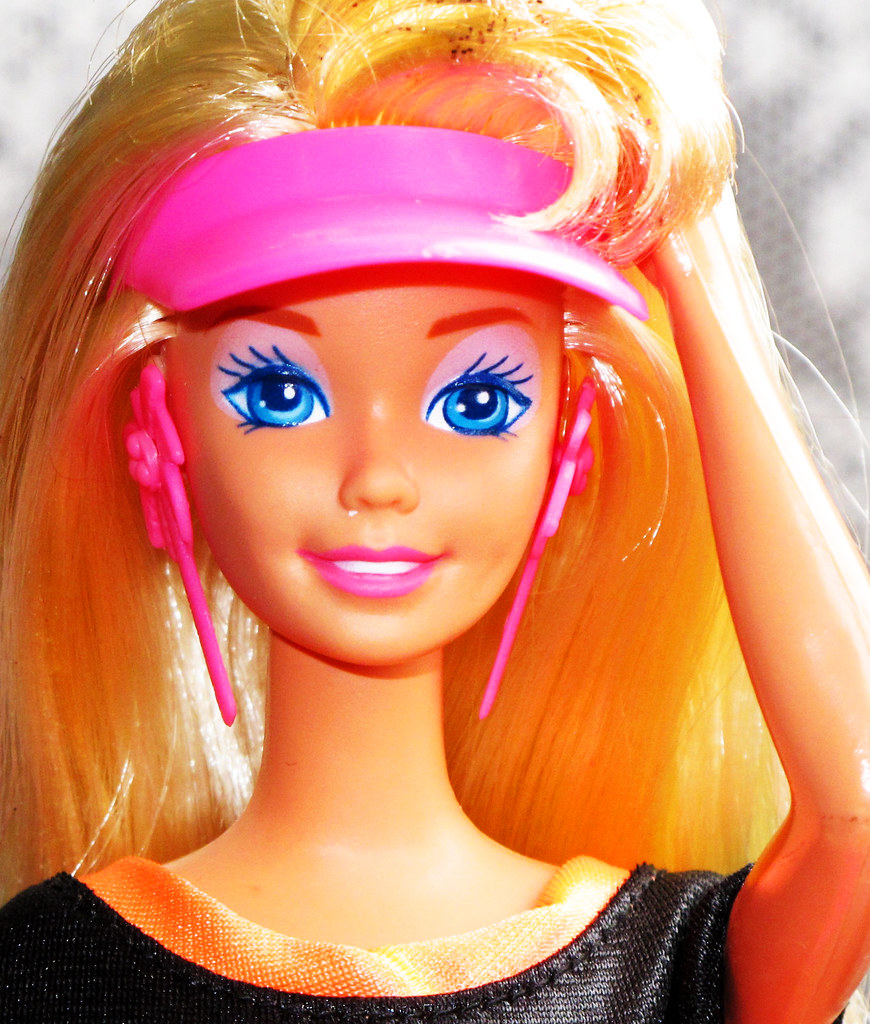 doll hair styling the world s newest photos by barbiedoll peanut flickr 1994