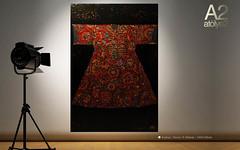 Ottoman 01 (atolye2) Tags: art fashion sign museum century design mix war acrylic pattern artgallery fineart ceremony canvas textile empire material sultan ottoman concept 16th a2 islamic oilpaint caftan orijinal atolye2 emreyunus