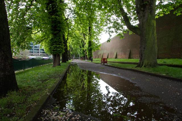 Oscar Wilde Memorial Walk, Reading