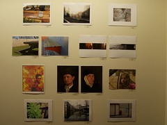 The complete photography exhibit (bendkmace) Tags: show art photography student vermont exhibit vt ccv winnoski communitycollegeofvermont sarahpashby briannamagowan