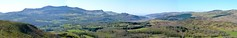 Panoramic View from Foel Offrwm, near Dolgellau