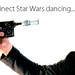 Kinect Star Wars Dance Scene