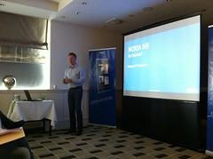Nokia N9 launch
