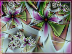 Flowers 5 (bloorose-thanks 4 all the faves!!) Tags: flowers fractal ultrafractal
