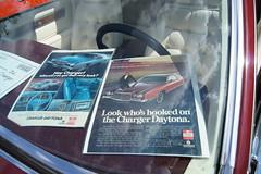 75 Dodge Charger Daytona (Crown Star Images) Tags: park county cars car minnesota fairgrounds big midwest head five seventy 1975 dodge block hemi mopar 75 six mn dakota slant wedge nineteen wpc walterpchrysler mopars pentastar chryslercorporation nineteenseventyfive