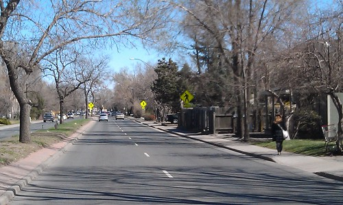 Photo - Canyon Boulevard and 21st Street Pedestrian Crossing (Planning/Design)