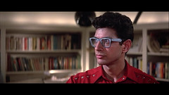Jeff Goldblum in The Adventures of Buckaroo Banzai (Zombie Normal) Tags: movie newjersey screenshot screengrab 1984 screencapture netflix jeffgoldblum acrossthe8thdimension adventuresofbuckaroobanzai