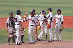 DSC04390 (shi.k) Tags: 横浜スタジアム 東京ヤクルトスワローズ 120608 マウンド イースタンリーグ