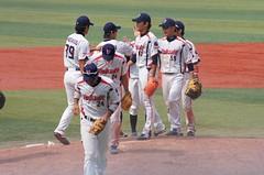 DSC04391 (shi.k) Tags: 横浜スタジアム 東京ヤクルトスワローズ 120608 マウンド イースタンリーグ