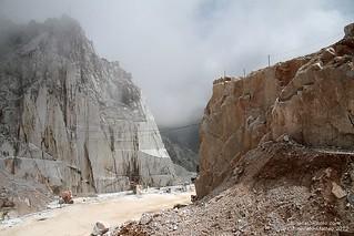 Upper Fantiscritti Quarry