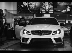 2012 Mercedes-Benz C63 AMG Black Series (Coconut Photography) Tags: black australia perth mercedesbenz western series amg 2012 c63