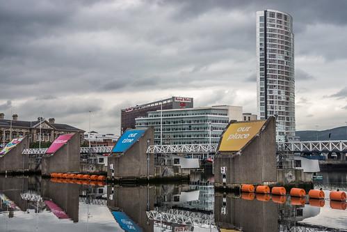 The Lagan Weir - Belfast
