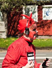 Gteborgsvarvet 34 (jukkarothlauronen) Tags: sport gteborg sweden gothenburg running sverige halfmarathon 2012 manualfocusing nikon100mmf28eseries