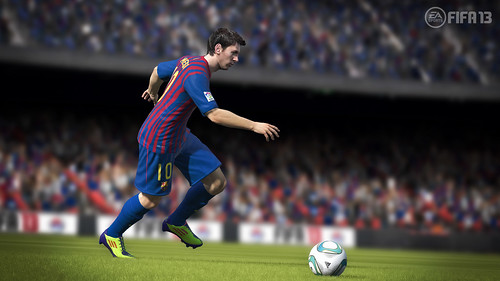 FIFA 13: Messi