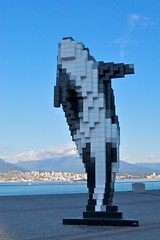 Vancouver 004 (CrazyJDEight) Tags: sculpture vancouver digitalorca