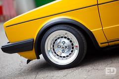 "Schmidt on a VW Golf mk1 • <a style=""font-size:0.8em;"" href=""http://www.flickr.com/photos/54523206@N03/7222244436/"" target=""_blank"">View on Flickr</a>"