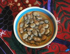 Habas Chiapas Mexico (Ilhuicamina) Tags: food mexico highlands beans maya comida chiapas butterbeans zinacantan habas viciafaba
