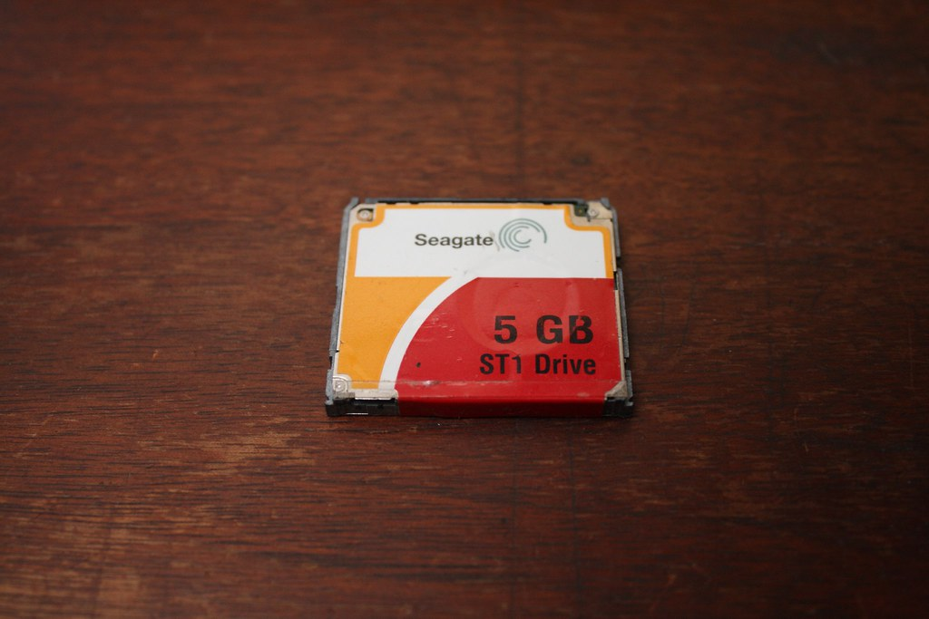 The World Newest Photos Of Microdrive Flickr Hive Mind Jpg 1024x683 Seagate