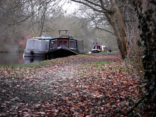 Grand Union Canal - Denham UK