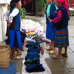 "Hmong Women at Meo Vac Market <a style=""margin-left:10px; font-size:0.8em;"" href=""http://www.flickr.com/photos/14315427@N00/7267963008/"" target=""_blank"">@flickr</a>"