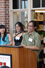 Freeman Scholars Reception 17 (wesleyan.university) Tags: usa reunion connecticut commencement middletown rc 2012 wesleyanuniversity reunionandcommencement freemanscholarsreception rc2012 freemanasianscholars