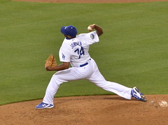 kenley jansen with the win