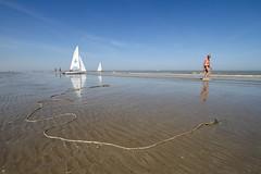 Spring, Belgium Coast, Belgium (monsieur I) Tags: blue sea sky sun beach water canon eos seaside spring europa europe belgium eu wideangle canonefs1022mmf3545usm excapture canoneos7d