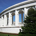 Northwest Colonnade - exterior - Memorial Amphitheater - Arlington National Cemetery