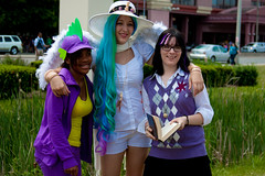 IMG_8154.jpg (Jeff Higgins - J5Films) Tags: family people toronto anime photography twilight princess cosplay event pony convention spike ponies mylittlepony celestia animenorth bronies brony friendshipismagic an16 nmlp