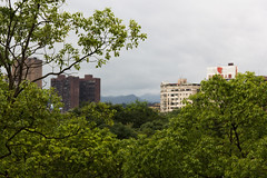 IMG_3335 (jaglazier) Tags: trees panorama mountains june gardens architecture clouds buildings landscapes apartments skyscrapers cities taiwan parks western taipei daanforestpark 20thcentury urbanism 2012 daan deciduoustrees 6112 concretebuildings 20hcentury 20thcenturyad copyright2012jamesaglazier