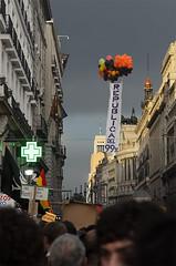 (J. Casals) Tags: people sol gente 99 spanishrevolution tomalaplaza 12m15m