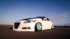 Credit: Iggy Mcarthy Photography (Roddy's Fake Fotography) Tags: blue honda shot lm tiffany bbs rolling crz