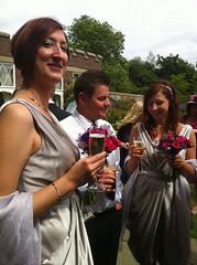 Jessica, Dan and Andrea