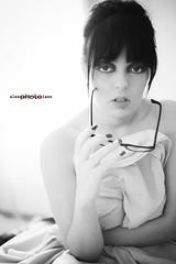 26 (Alessandro Gaziano) Tags: portrait blackandwhite woman girl beauty set canon model glamour foto jessica bn occhi glam fotografia ritratto biancoenero bellezza ragazza alessandrogaziano