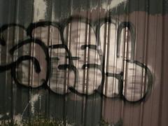 SEEK TAB KREW (=BLEK=) Tags: graffiti graff seek bomb tab rgv tabk