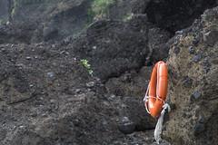 Life Preserver (jjthandcd) Tags: ocean travel bridge rock island arch taiwan adventure immortal sanxiantai eightarchesbridge 3immortals